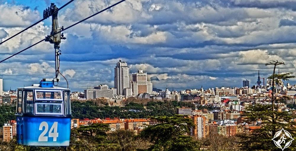 إسبانيا-مدريد-تيليفيريكو-السياحة في مدريد للأطفال