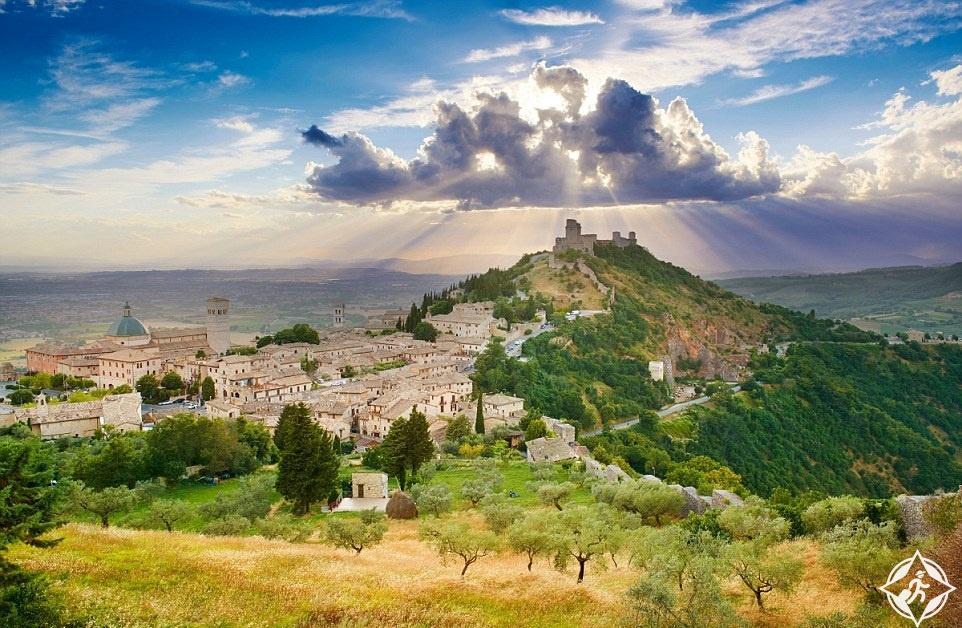 إيطاليا-أومبريا-قرى إيطاليا-أفضل الوجهات