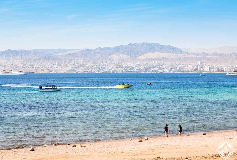 الأردن- العقبة-شاطئ العقبة الجنوبي-أنواع السياحة في الأردن
