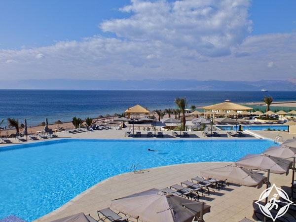 الأردن- العقبة-شاطئ برانيس-أنواع السياحة في الأردن