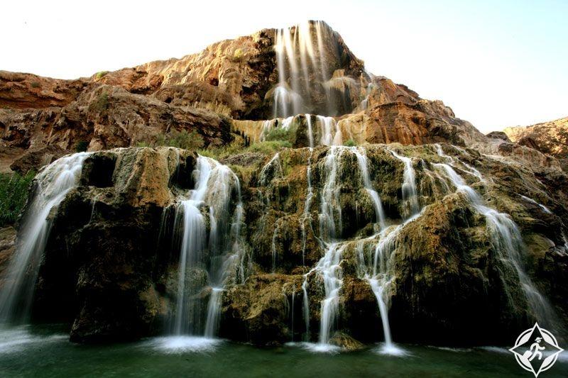 الأردن-حمامات ماعين-أنواع السياحة في الأردن