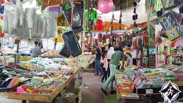 الأردن-سوق جبل الحسين-أنواع السياحة في الأردن