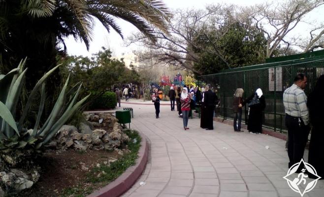 الأردن-متنزه غمدان-أنواع السياحة في الأردن