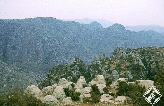 الأردن-محمية ضانا-أنواع السياحة في الأردن