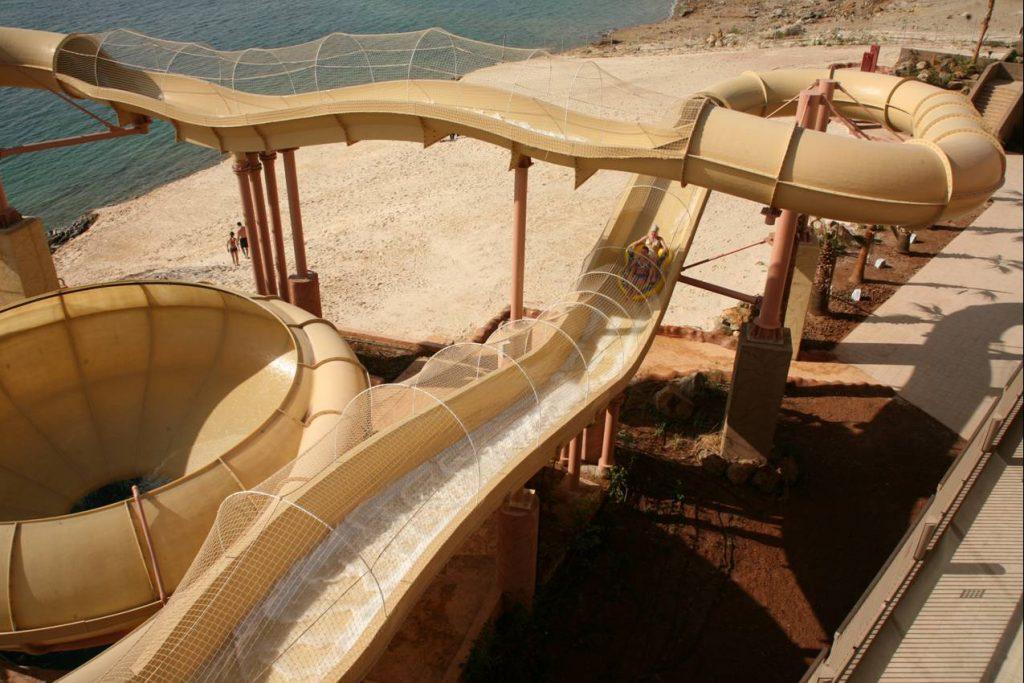 الأردن-منتجع الوادي للألعاب المائية-أنواع السياحة في الأردن