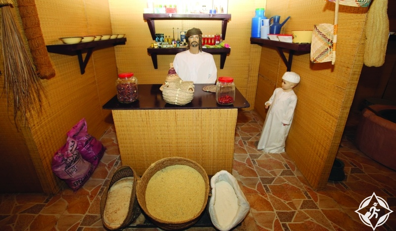 الإمارات-أم القيوين-متحف أم القيوين-أهم المعالم السياحية في أم القيوين