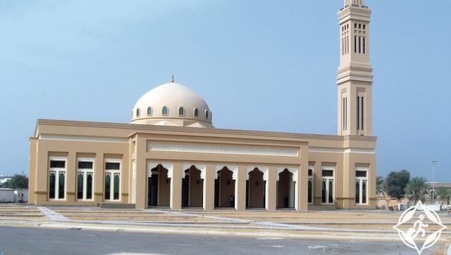 الإمارات-أم القيوين-مسجد الرأس-أهم المعالم السياحية في أم القيوين