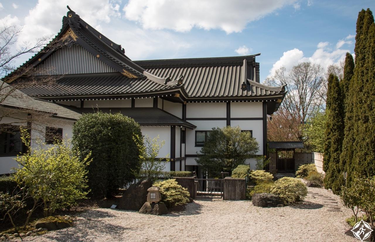 معبد إيكو-هاوس الياباني