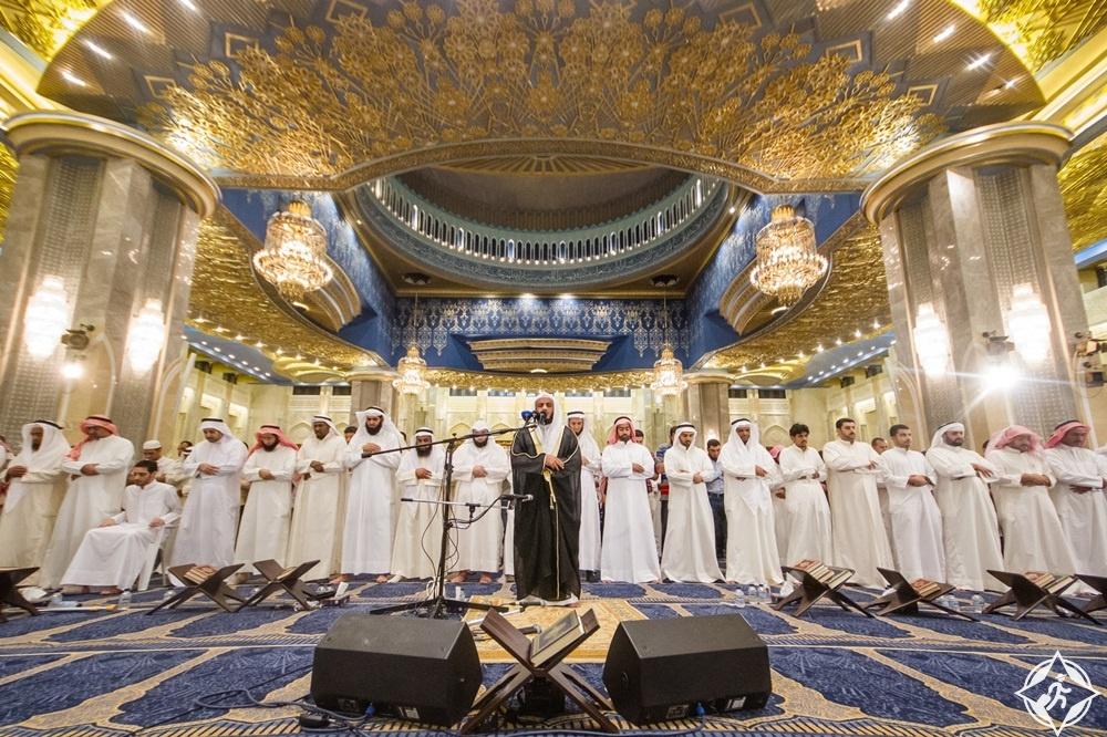 الكويت-شرق-المسجد الكبير-معالم سياحية في الكويت