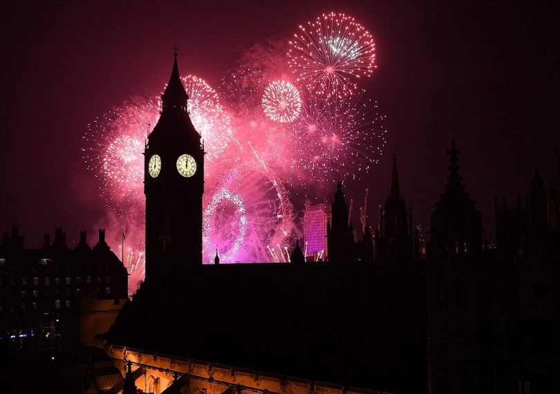 بريطانيا-لندن-عرض رئيس البلدية-العام الجديد 2017