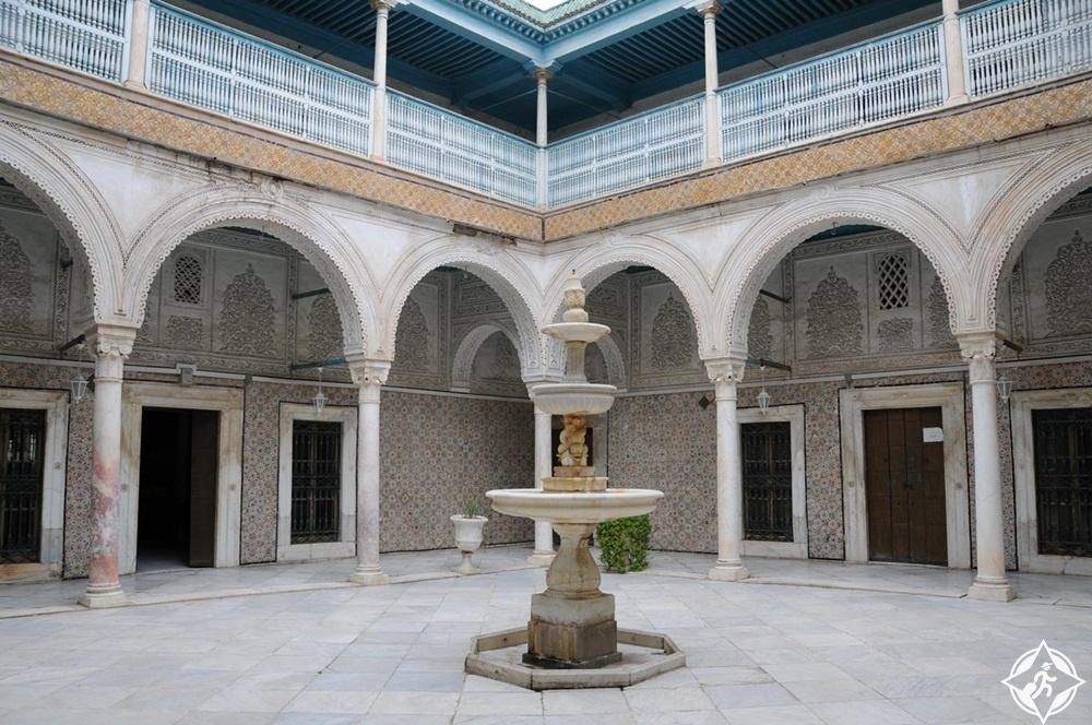 تونس-تونس العاصمة-دار بن عبد الله-أهم معالم تونس العاصمة السياحية
