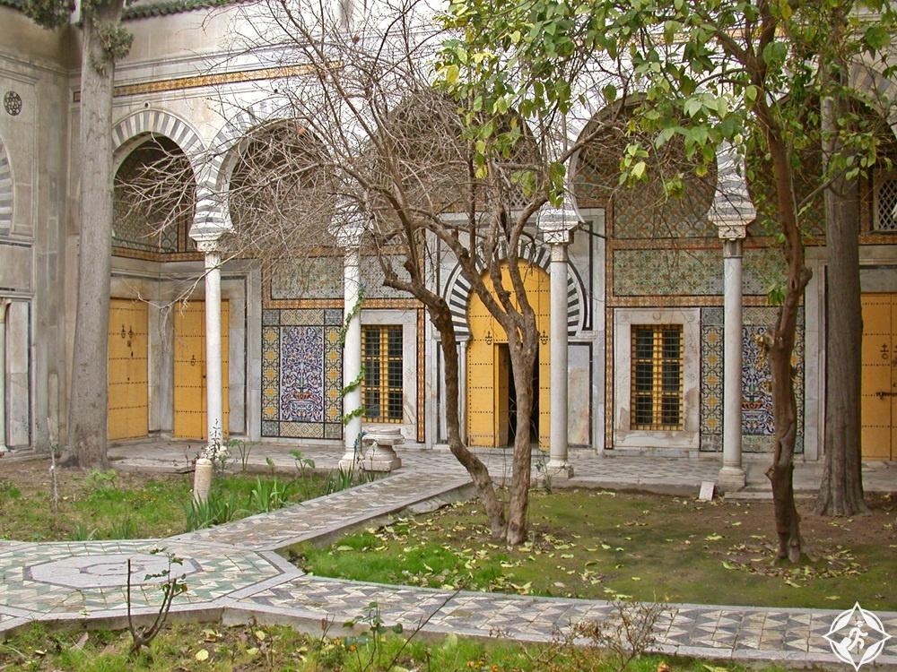 تونس-تونس العاصمة-دار عثمان-أهم معالم تونس العاصمة السياحية