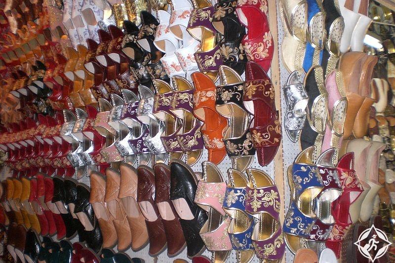 تونس-سوق البلاغجية-أماكن التسوق في تونس العاصمة
