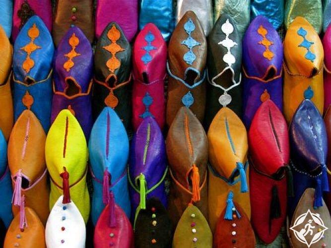 تونس-سوق الشواشين-أماكن التسوق في تونس العاصمة