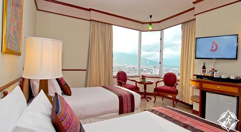 أفضل الفنادق في شنغماي