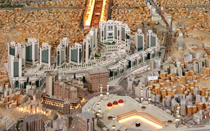 410a44da5 جبل عمر للتطوير وإعمار للضيافة توقعان اتفاقية فندق العنوان مكة ...