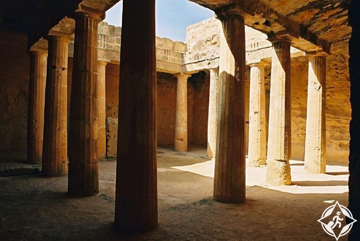مقابر الملوك في بافوس