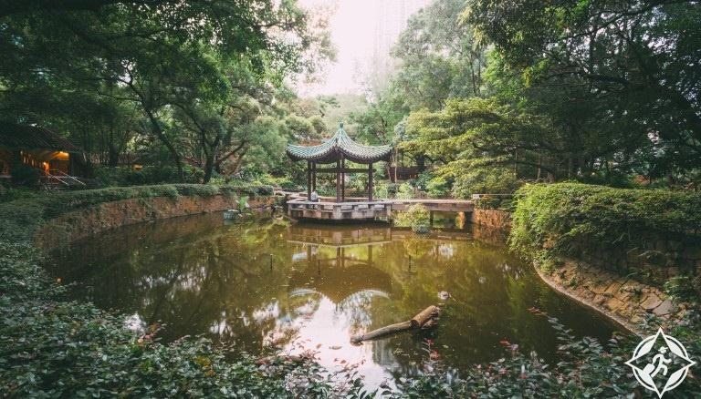 هونج كونج-تسيم شا تسوي-حديقة كولون-هونج كونج