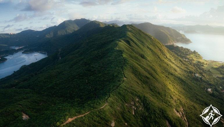 هونج كونج-مسار عودة التنين-رحلة برية-هونج كونج
