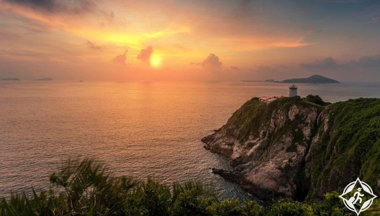 هونج كونج-منارة كيب اغيلار-جزيرة هونج كونج-هونج كونج
