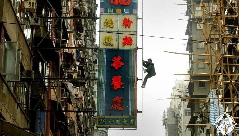 هونج كونج-مونغ كوك-أضواء النيون-هونج كونج