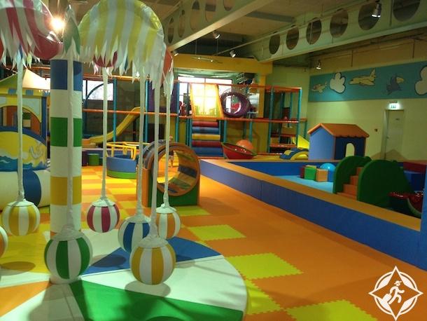 معلومات عن حديقة الخور في دبي ومدينة الطفل ودبي دولفيناريوم
