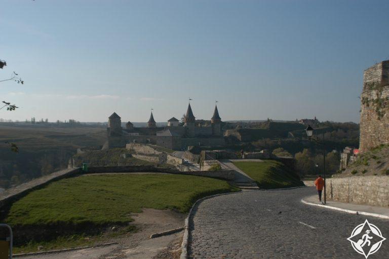 أوكرانيا-كاميانيتس بوديلسكيي-قلعة كاميانيتس بوديلسكيي-أجمل مناطق أوكرانيا