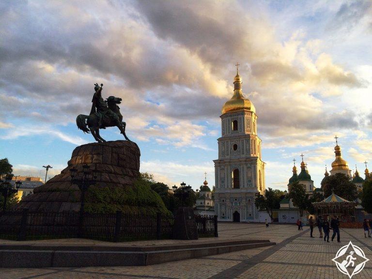 أوكرانيا-كييف-عاصمة أوكرانيا-أجمل مناطق أوكرانيا