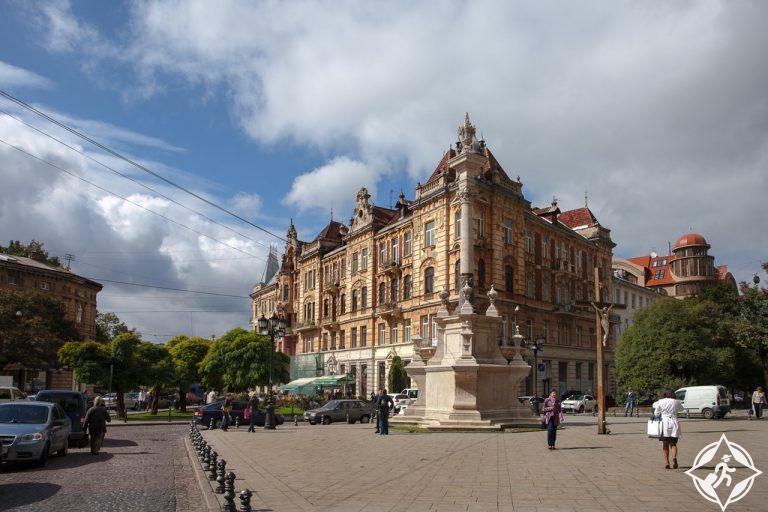أوكرانيا-لفيف-مدينة لفيف-أجمل مناطق أوكرانيا