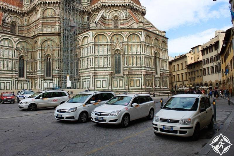 إيطاليا-فلورنسا-القيادة في فلورنسا-معلومات عن فلورنسا