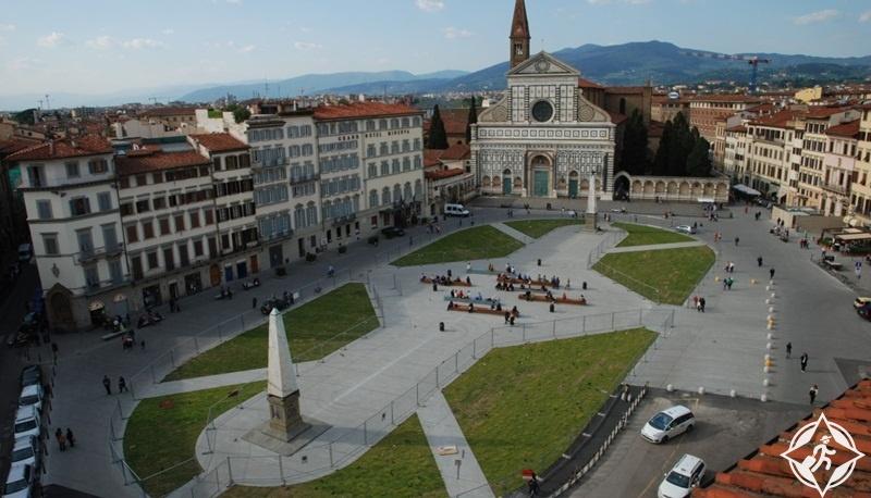 إيطاليا-فلورنسا-سانتا ماريا نوفيلا-معلومات عن فلورنسا