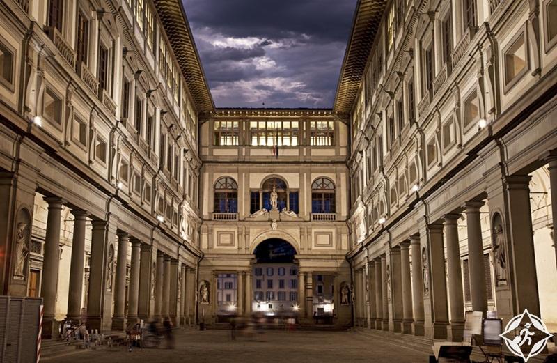 إيطاليا-فلورنسا-غاليري-أوفيزي-معلومات-عن-فلورنسا