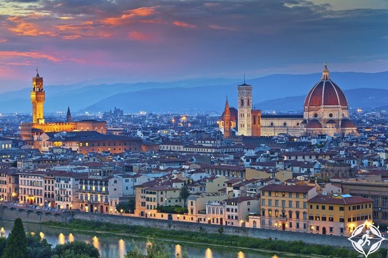 إيطاليا-فلورنسا-مدينة فلورنسا-معلومات عن فلورنسا