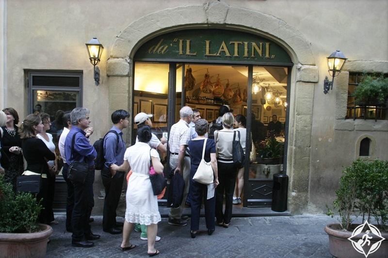 إيطاليا-فلورنسا-مطعم لاتيني-معلومات عن فلورنسا