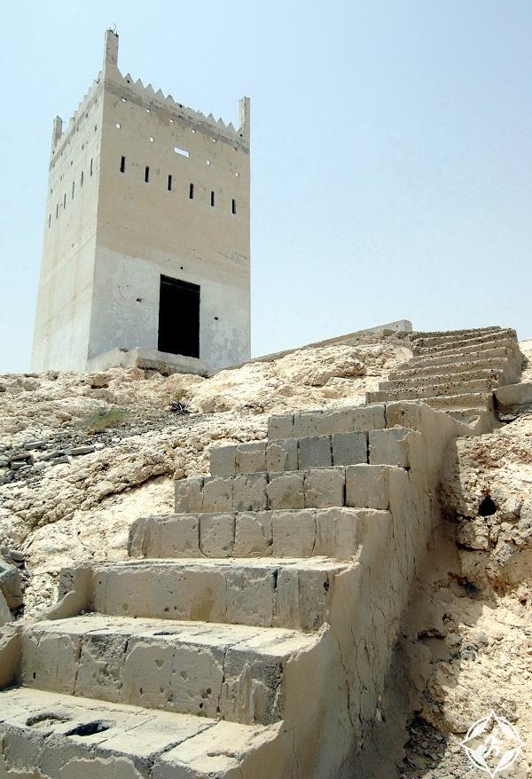 الإمارات-عجمان-قلعة حصاة بويض-أماكن سياحية في عجمان