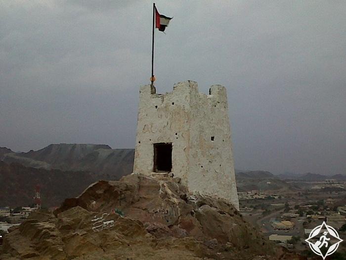 الإمارات-عجمان-قلعة مصفوت-أماكن سياحية في عجمان