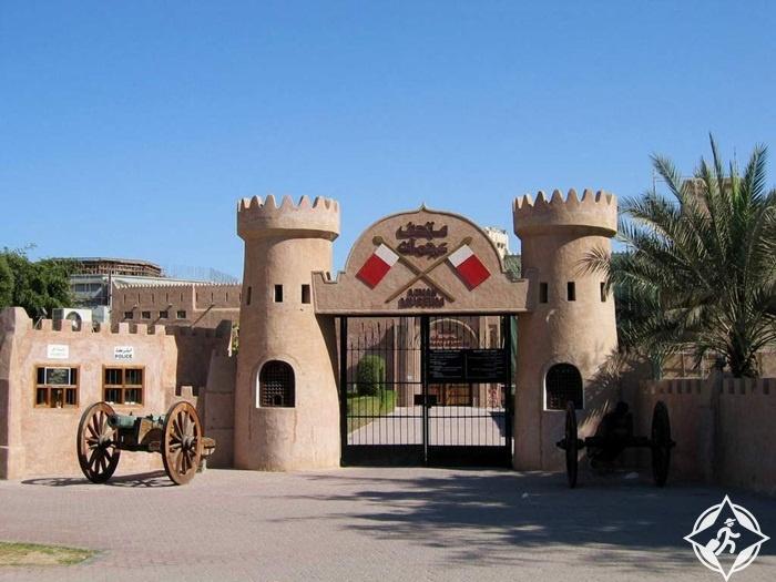 الإمارات-عجمان-متحف عجمان-أماكن سياحية في عجمان