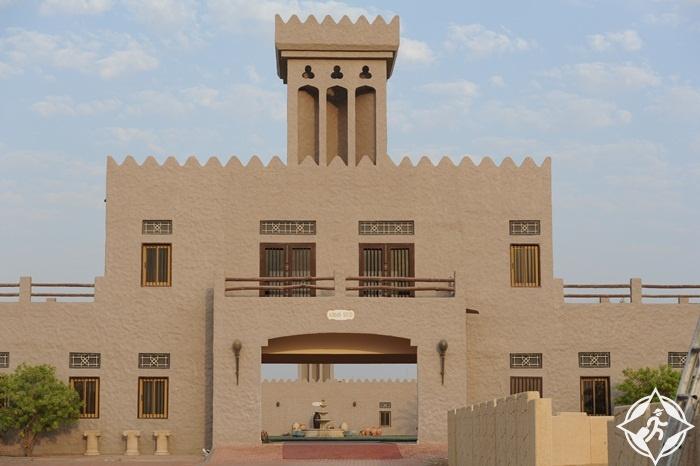 الإمارات-عجمان-مربط عجمان-أماكن سياحية في عجمان