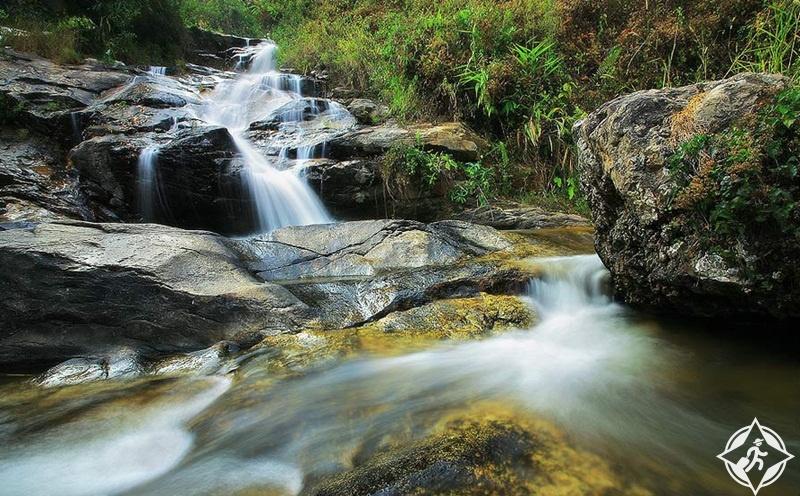 تايلاند-شنغماي-شلالات هواي كايو-شلالات شنغماي