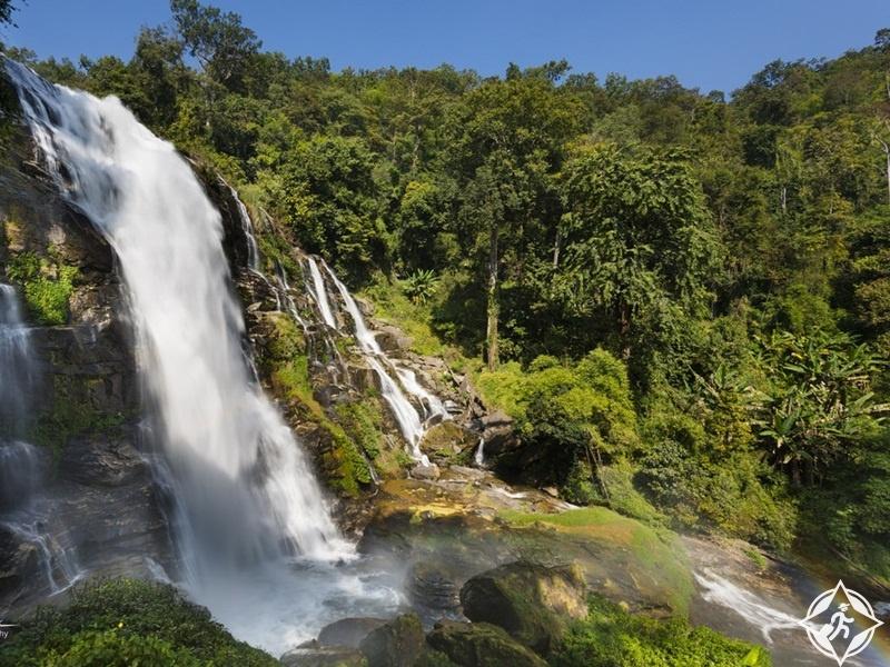 تايلاند-شنغماي-شلال فارشيرثارن-شلالات شنغماي