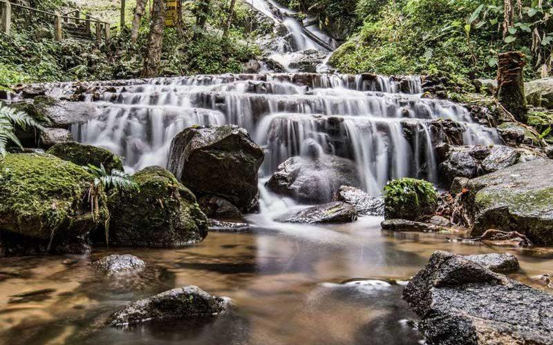 تايلاند-شنغماي-شلال ماي كامبونج-شلالات شنغماي