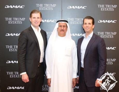 ترامب إنترناشيونال جولف كلوب دبي
