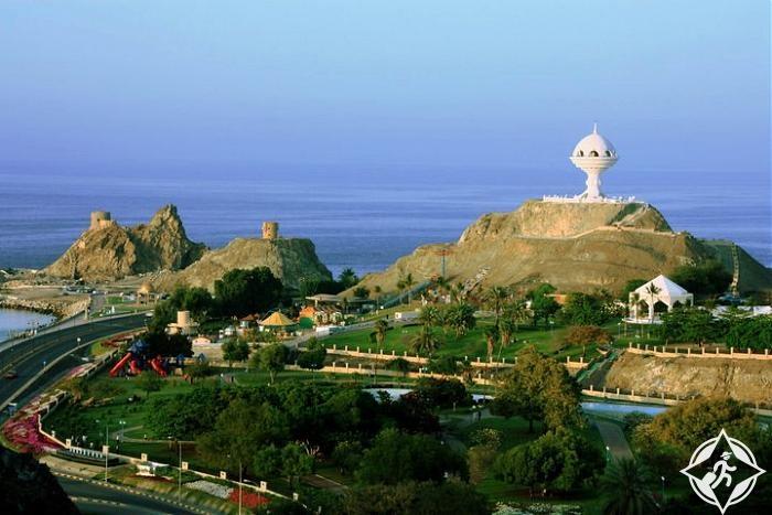 سلطنة عمان-حديقة ريام-أماكن ترفيهية في سلطنة عمان