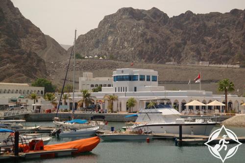 سلطنة عمان-مرسى بندر الروضة-أماكن ترفيهية في سلطنة عمان