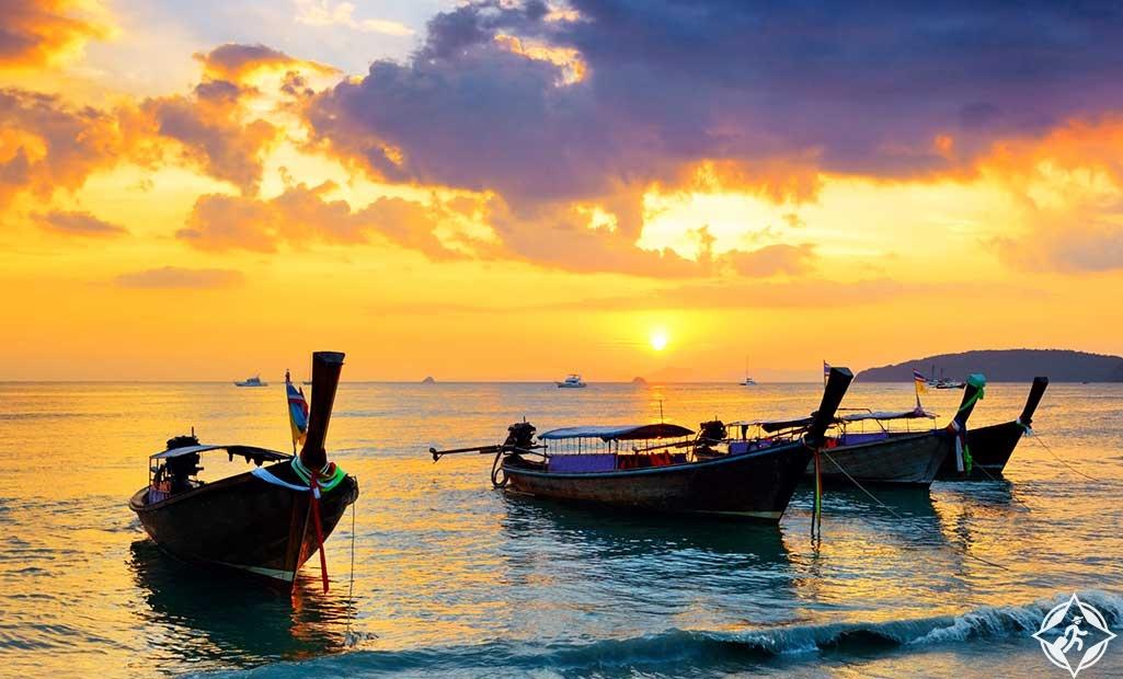أفضل الجزر في تايلند لشهر العسل