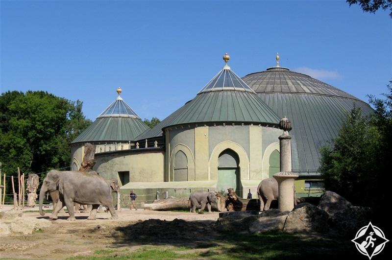 ألمانيا-ميونخ-حديقة حيوانات هيلابرون-الأماكن السياحية في ميونخ