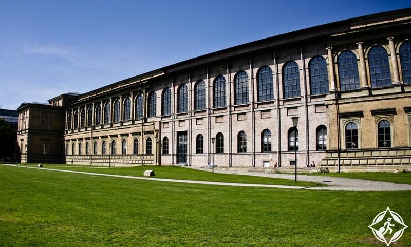 ألمانيا-ميونخ-متحف ألت بيناكوثيك-الأماكن السياحية في ميونخ