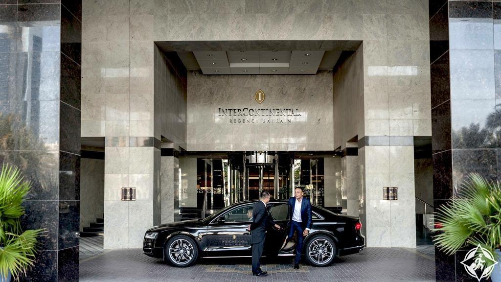 البحرين-المنامة-فندق إنتركونتيننتال الريجنسي-أفضل فنادق البحرين