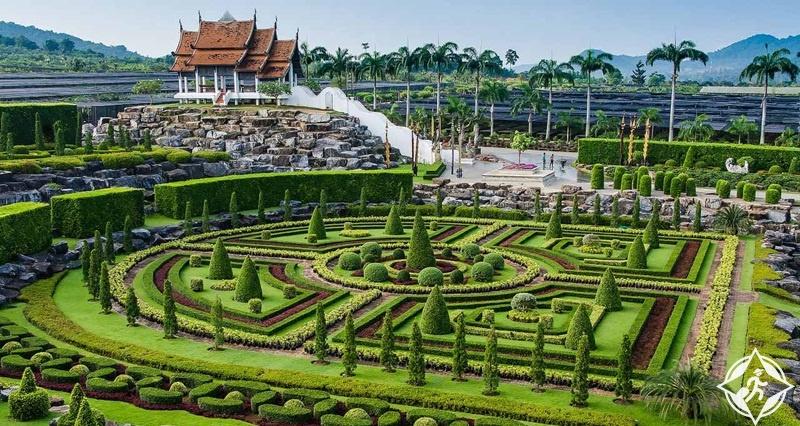 تايلاند-بتايا-حدائق تايلاند-حديقة نونغ نوش الاستوائية 0