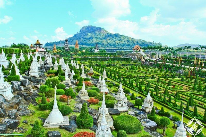 تايلاند-بتايا-حدائق تايلاند-حديقة نونغ نوش الاستوائية 3